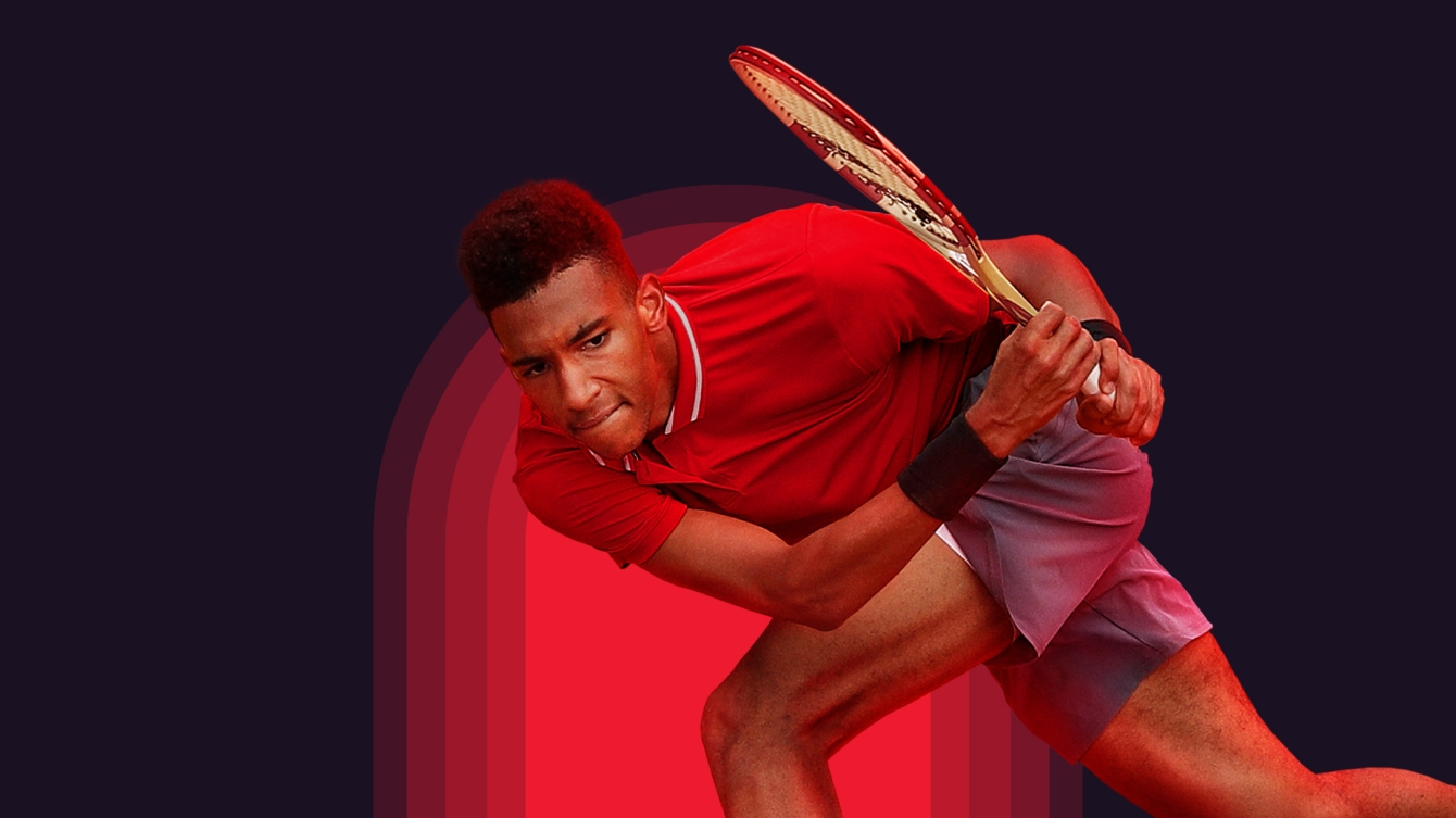 Felix Auger Aliassime - Glory From Anywhere