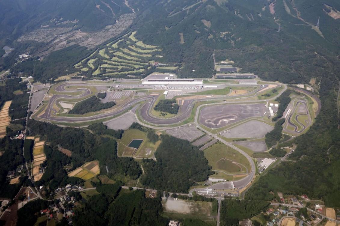 Fuji International Speedway (Photo courtoisie de Tokyo 2020)