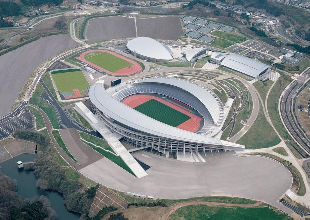 Stade de Miyagi (Photo courtoisie de Tokyo 2020)