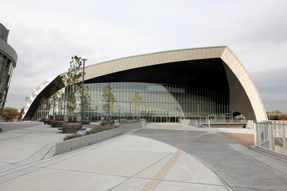 Musashino Forest Sport Plaza (Photo courtoisie de Tokyo 2020)