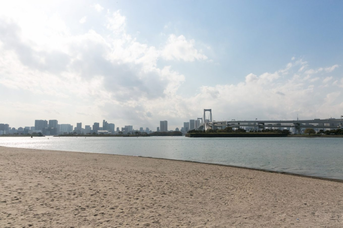 Base nautique d'Odaiba (Photo courtoisie de Tokyo 2020)