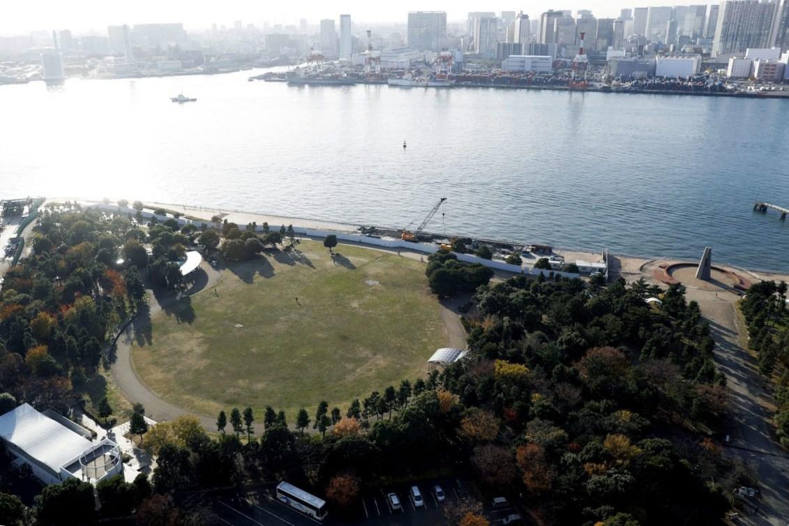 Parc Shiokaze (Photo courtoisie de Tokyo 2020)