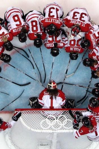 Équipe féminine de hockey de Vancouver 2010